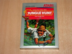 Jungle Hunt by Atari - MINT