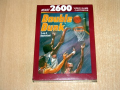 Double Dunk by Atari *MINT