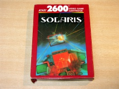Solaris by Atari - Brown Box