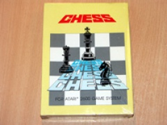 Chess by Atari - MINT
