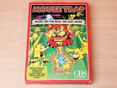 Mouse Trap by CBS / Exidy