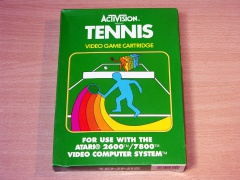 Tennis by Activision