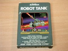 Robot Tank by Activision