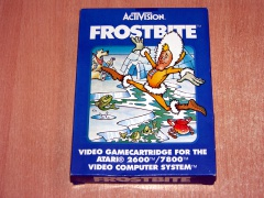 Frostbite by Activision - 2nd Issue