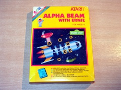 Alpha Beam with Ernie by CCW