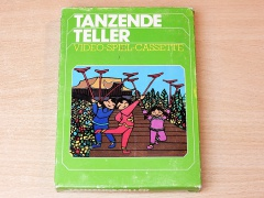 Tanzende Teller by Video-Spiel