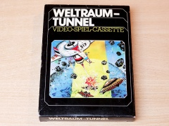 Weltraum Tunnel by Video-Spiel
