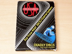 Tron Deadly Discs by Telegames