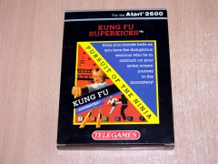 Kung Fu Superkicks by Telegames