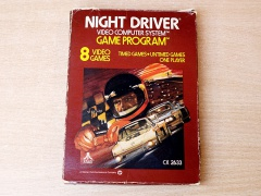 Night Driver by Atari