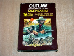 Outlaw by Atari