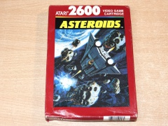 Asteroids by Atari