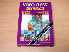 Video Chess by Atari