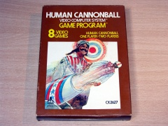Human Cannonball by Atari