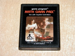 Math Gran Prix by Atari