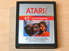 E.T. The Extra Terrestrial by Atari