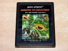 Demons to Diamonds by Atari