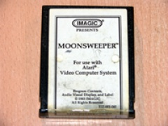 Moonsweeper by Imagic