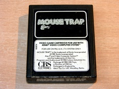 Mouse Trap by Exidy / CBS