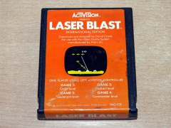 Laser Blast by Activision