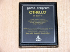 Othello by Atari - Text Label