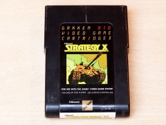 Strategy X by Konami / Gakken