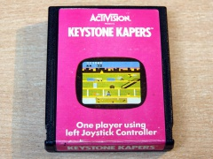 Keystone Kapers by Activision