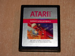 Realsports Volleyball by Atari - Silver label