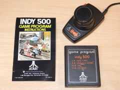 Indy 500 + Controller by Atari