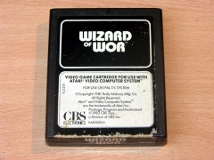 Wizard of Wor by CBS