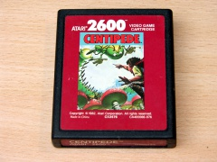 Centipede by Atari - Red Label
