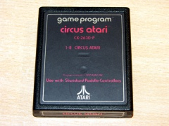 Circus Atari by Atari - Text Label