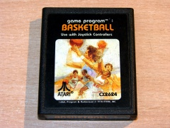 Basketball by Atari - Picture Label