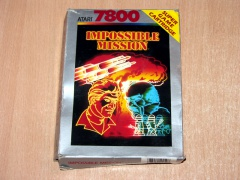 Impossible Mission by Atari / Epyx