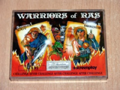 Warriors of Ras by All American Adventures