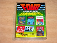 Four Great Games Vol 3 by Micro Value