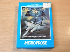 F-15 Strike Eagle by Microprose