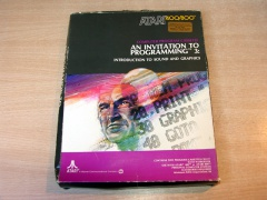 An Invitation to Programming 3 by Atari