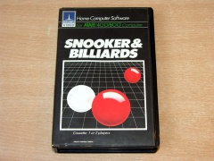 Snooker & Billiards by Thorn EMI