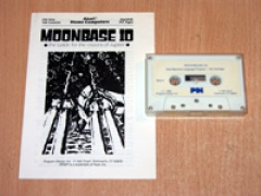 Moonbase IO by PDI