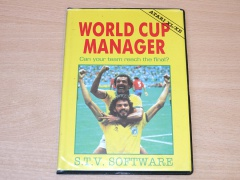 World Cup Manager by STV