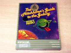 Hitchhiker's Guide to the Galaxy by Infocom