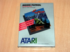 Moon Patrol by Atari - MINT