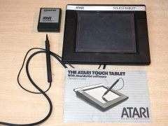 Atari Artist and Touch Tablet by Atari