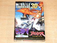 Missile Command 3D by Atari *MINT