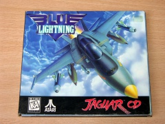 Blue Lightning CD By Atari