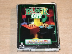 Block Out by Atari