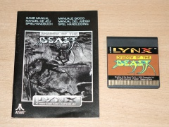 Shadow of the Beast by Atari / Psygnosis