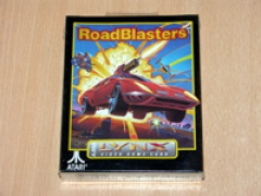 Road Blasters by Atari - MINT