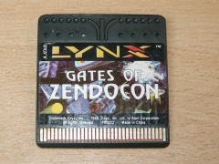 Gates of Zendocon by Atari